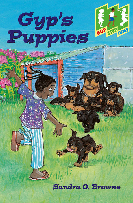 Hop, Step, Jump: Gyp's Puppies