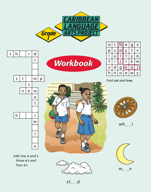 Caribbean Primary Language Arts Project: Grade 1 Workbook