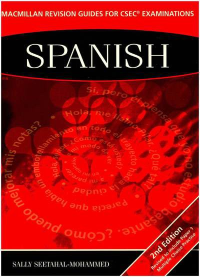 Macmillan Revision Guides for CSEC® Examinations: Spanish 2nd Edition