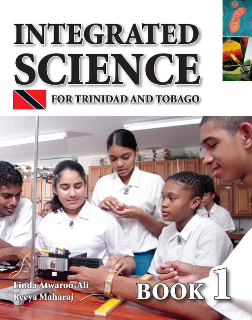 Integrated Science for Trinidad and Tobago Book 1