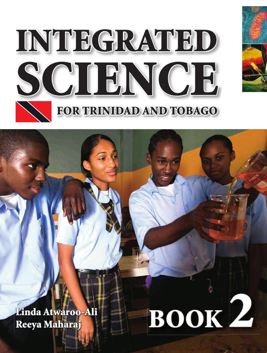 Integrated Science for Trinidad and Tobago Book 2