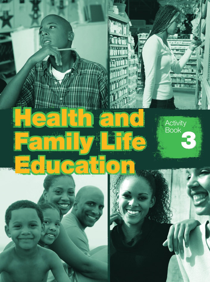 Health and Family Life Education Activity Book 3