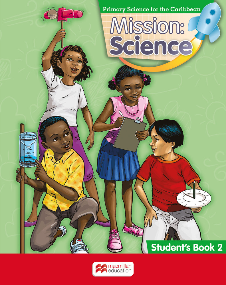 Mission: Science Student's Book 2