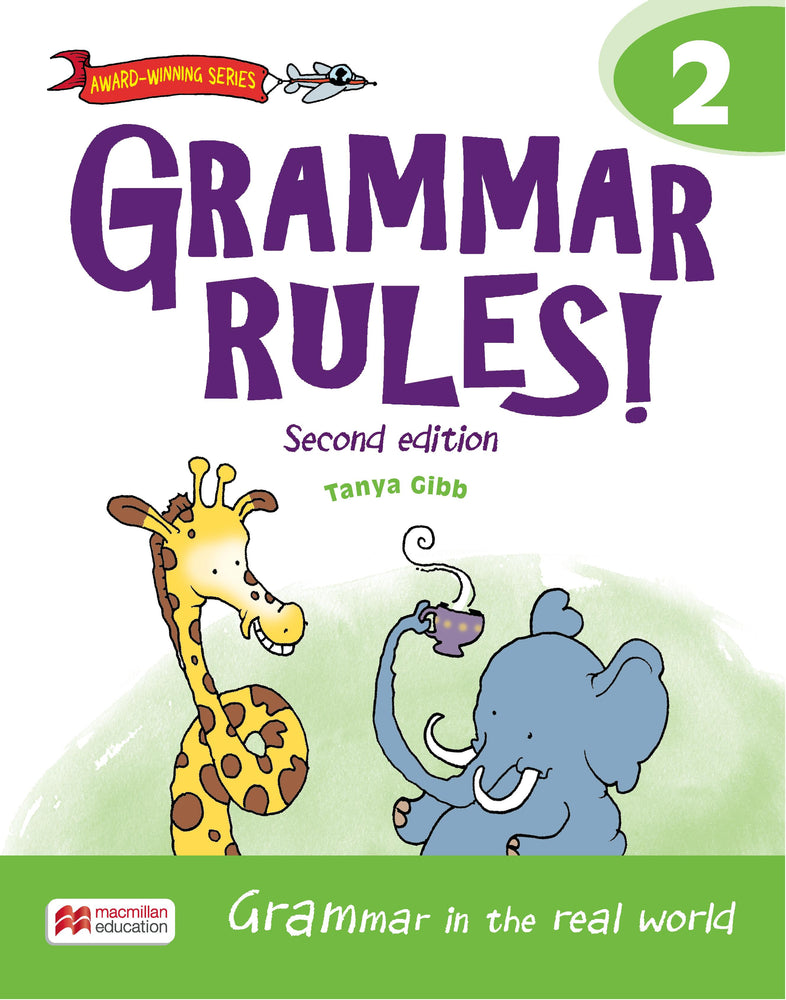 Grammar Rules! 2ed Student Book 2