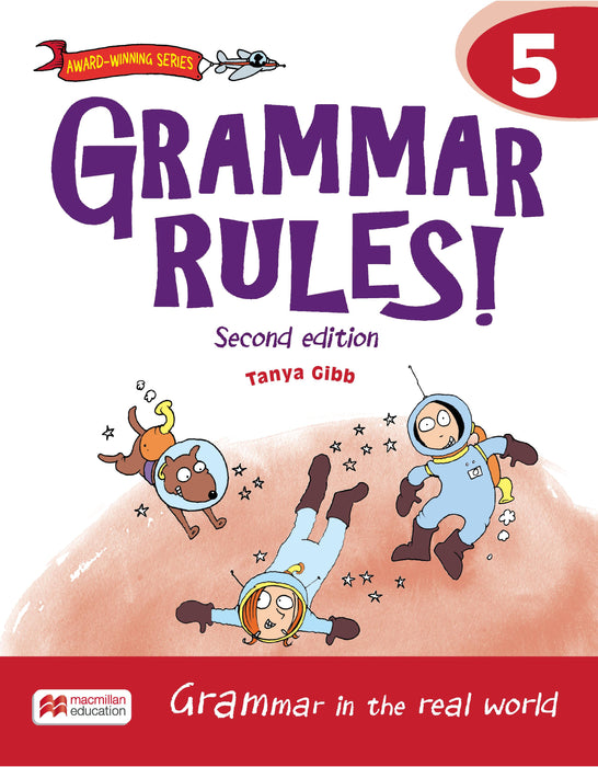Grammar Rules! 2ed Student Book 5