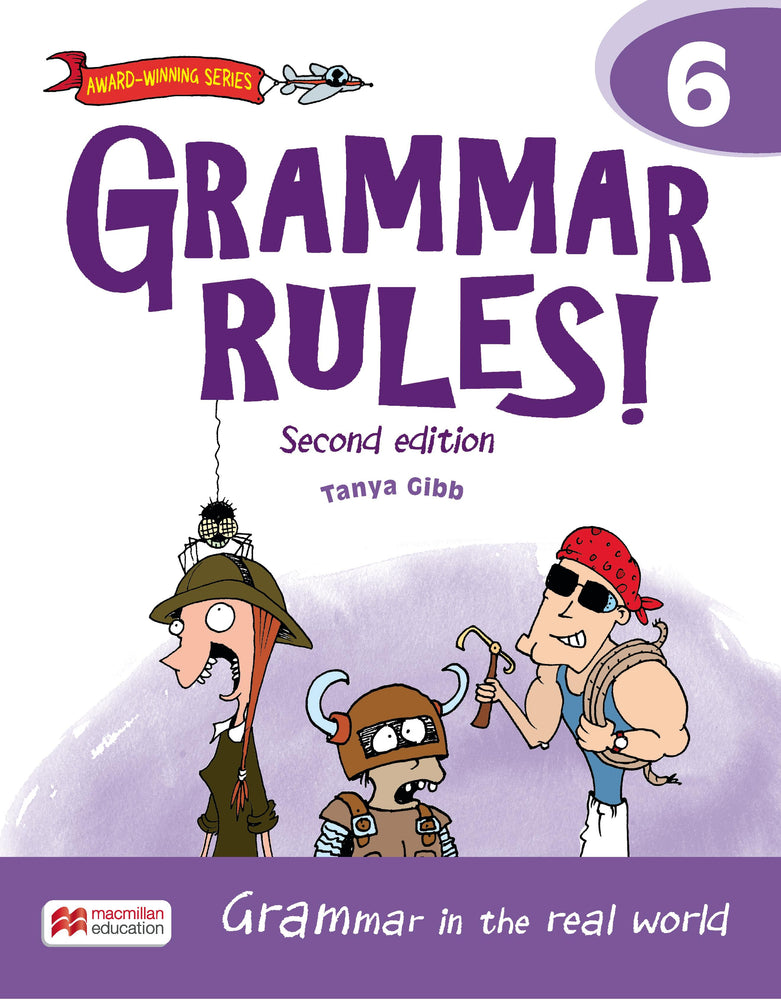 Grammar Rules! 2ed Student Book 6
