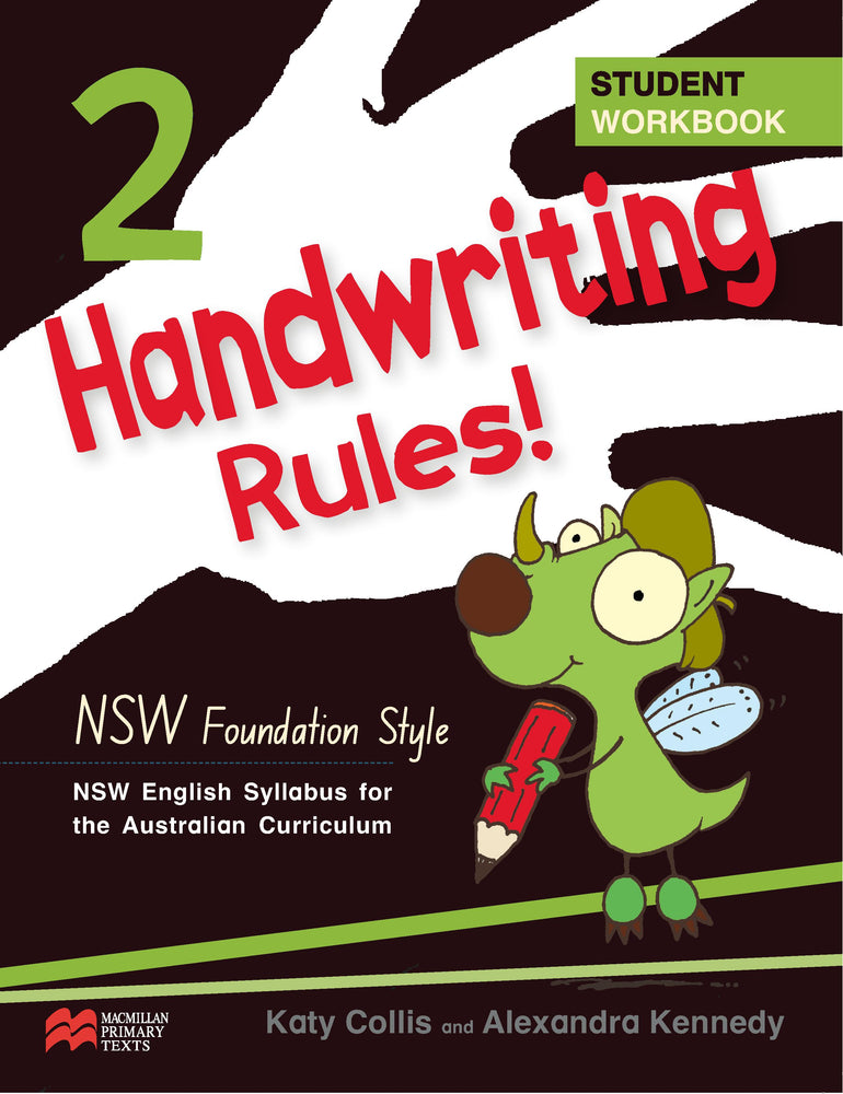 Handwriting Rules! Year 2 NSW
