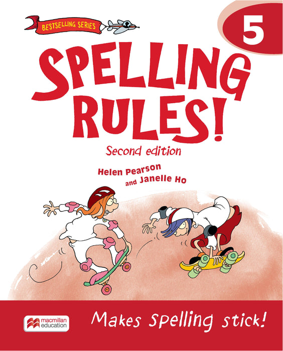 Spelling Rules! 2ed Student Book 5