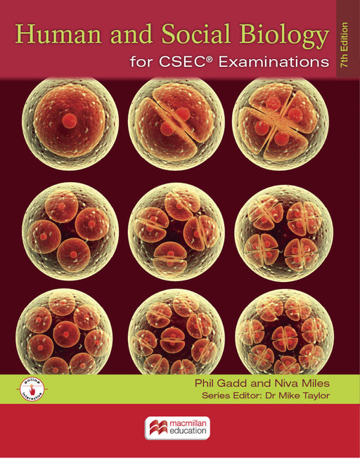 Human and Social Biology for CSEC® Examinations, Seventh Edition