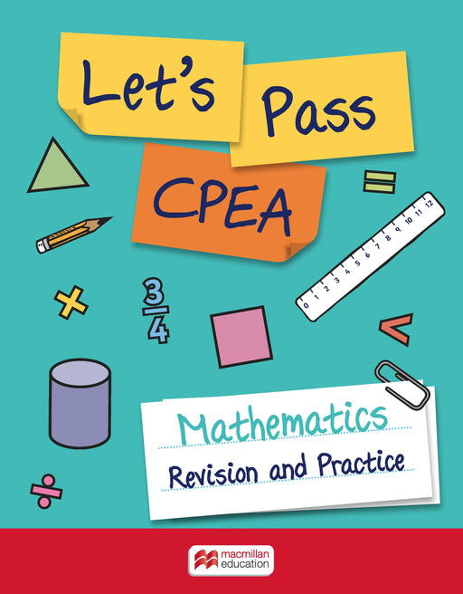 Let's Pass CPEA Mathematics