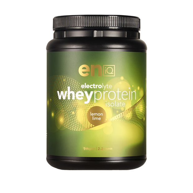 Electrolyte/Whey Protein Isolate