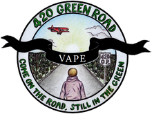 420 Green Road - Vape
