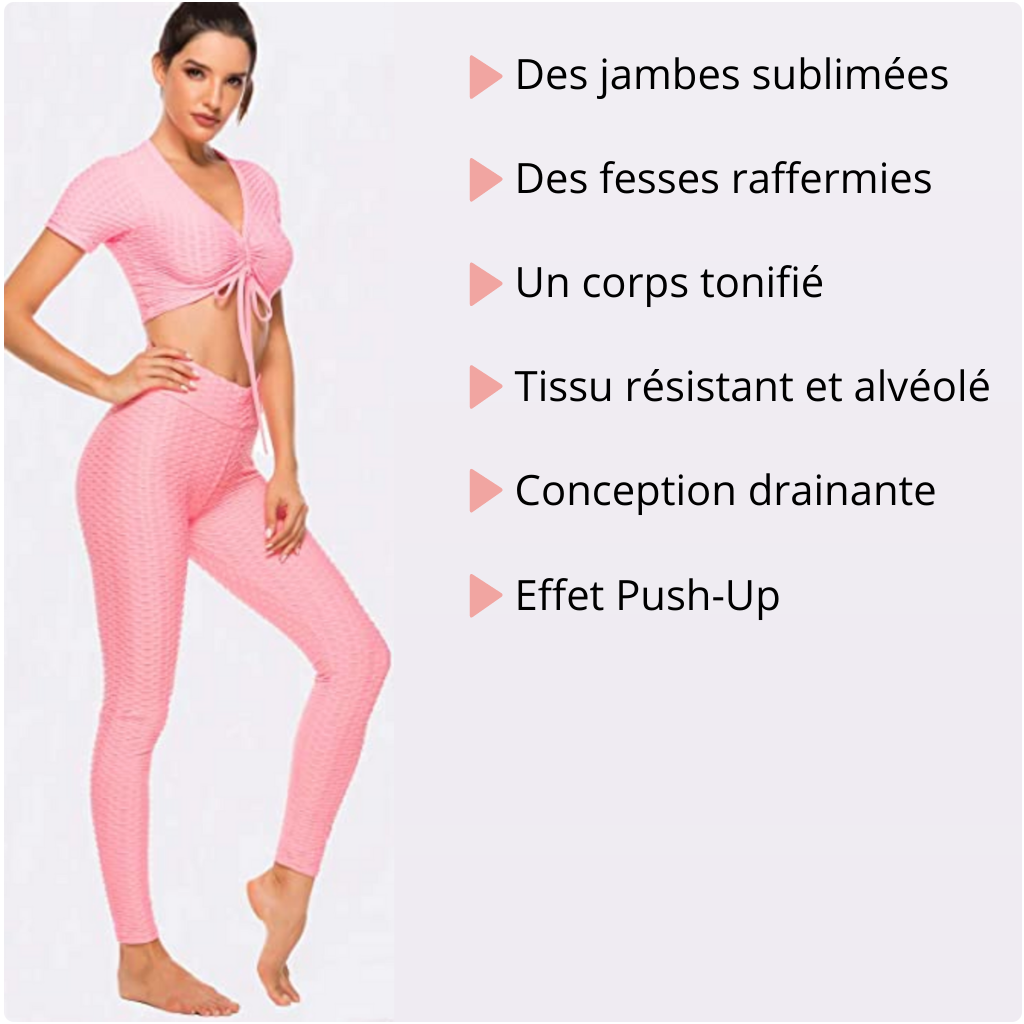leggings cellutherapie anti cellulite