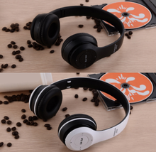 Load image into Gallery viewer, Wireless Bluetooth 4.1 EDR Headphone Microphone Stereo Headset