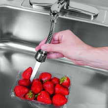 Load image into Gallery viewer, Turbo Flex 360 Flexible Faucet Sprayer