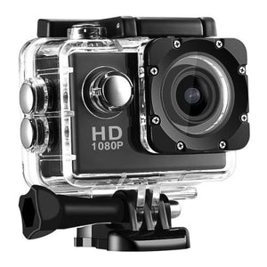Full Hd 1080p Action Sports Camcorder - Waterproof up To 30 M