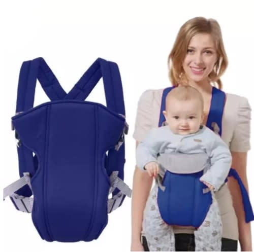 4 IN 1 BABY CARRIER (UP TO 12KG)