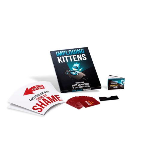 Imploding Kittens Expansion #1 Card Game Pack
