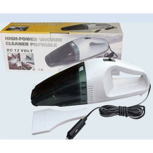 Portable High Power Car Vacuum Cleaner