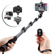 Load image into Gallery viewer, High Quality & Super Cool HAMEE Wireless Bluetooth Selfie Stick with Remote