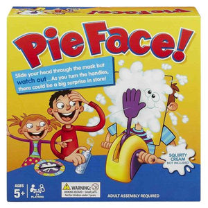 Pie Face! Game | Fun for All | the Internet Sensation