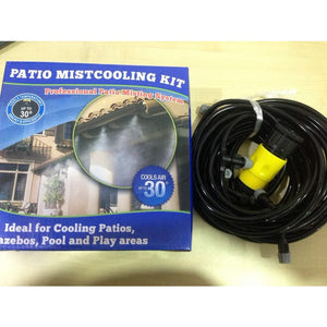 Patio Mist Cooling Kit(10 M)