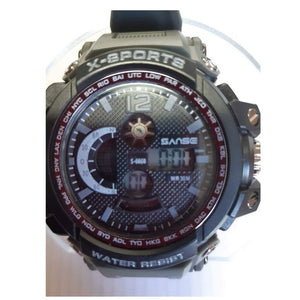 Sanse X-Sports Mens Watch
