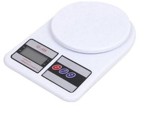 Electronic Kitchen Food Scale for Baking and Cooking Digital Weight Grams and Oz