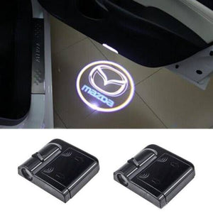 Wireless Car Door LED Projector Logo Light