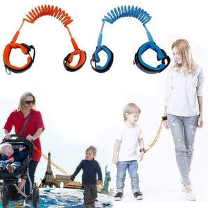 Child Kids Anti-lost Safety Leash Wrist Link Harness