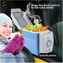 Load image into Gallery viewer, Portable Car Electronic 2-in-1 Cooling & Warming  Fridge 7.5 litre