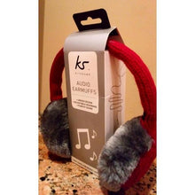 Load image into Gallery viewer, KITSOUND CHUNKY KNIT AUDIO HEADPHONES EARMUFFS