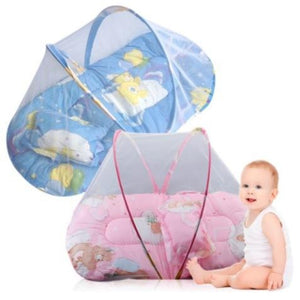 Baby Sleeping Mosquito Net Bed