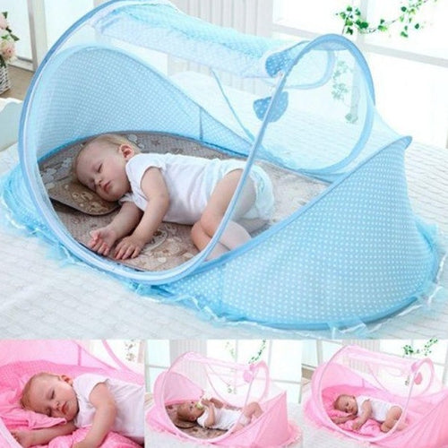 Baby portable, foldable, large sleeping tent /  Mosquito Net Bed