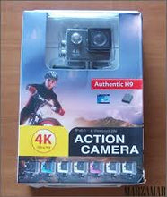 Load image into Gallery viewer, 4 K Ultra Hd Wi Fi Waterproof Action Camera