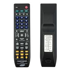 Universal Tv Remote 3 in 1 , Tv, Dvd, Vcd