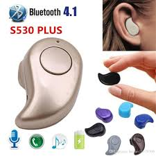 S530 Mini Wireless Bluetooth Headset