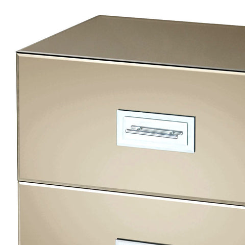 Minimalists Industrial File Cabinet