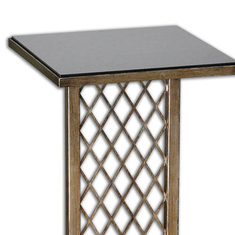 NYC Deco Accent Table