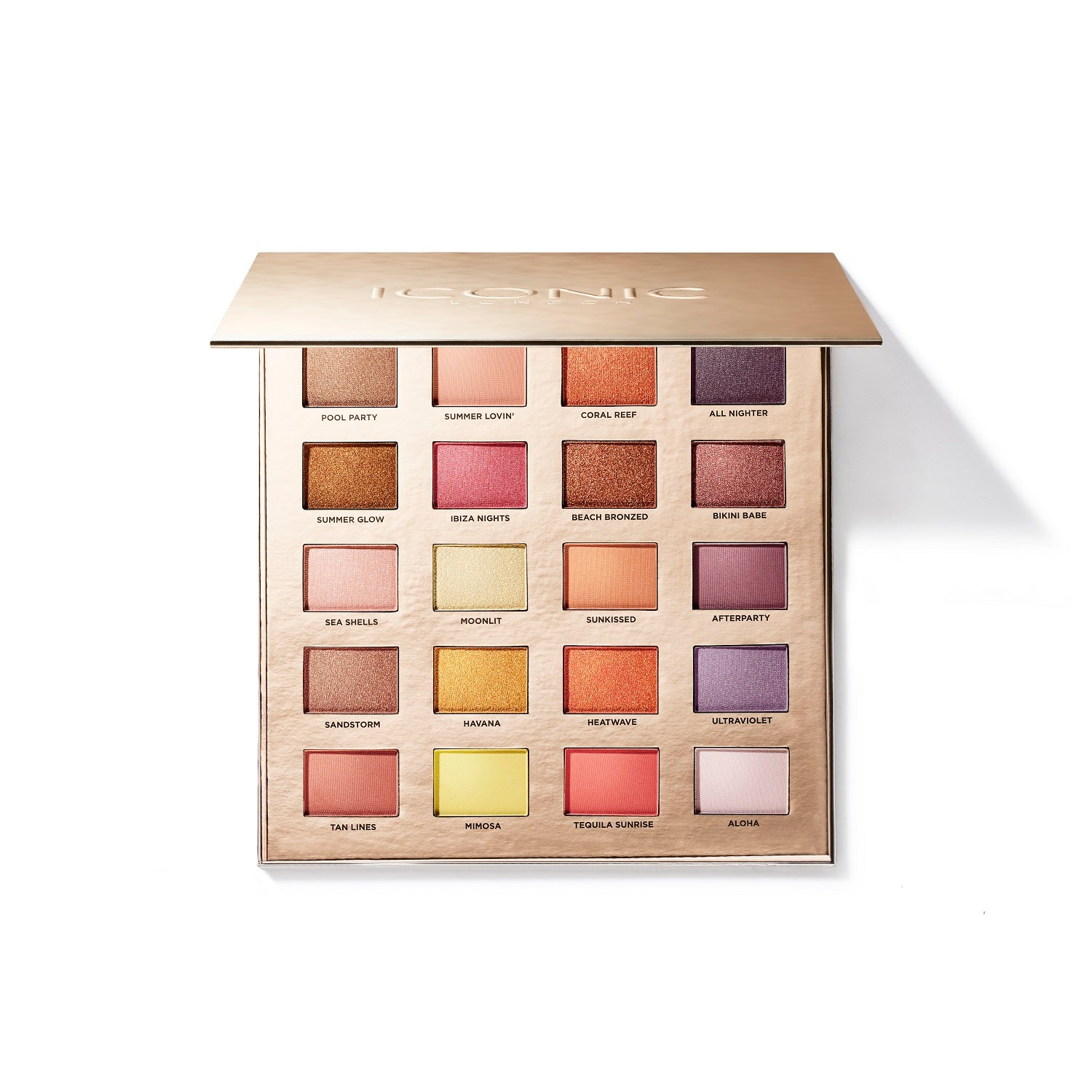 Sunset to Sunrise Eyeshadow Palette