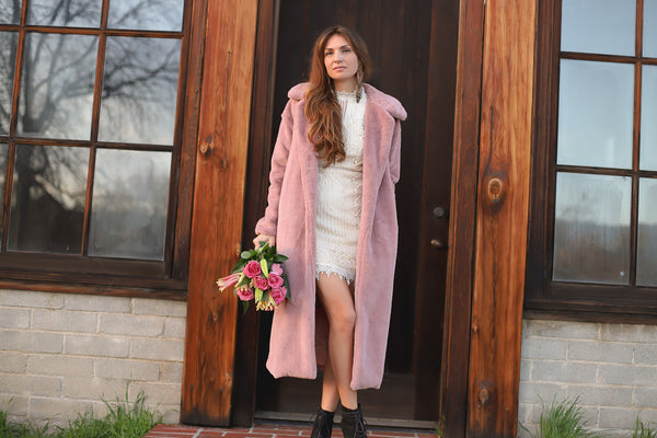 Rosy Outfits That'll Make You Blush