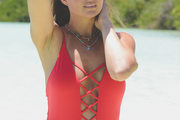 The Best One-Piece Swimsuits to Wear This Summer Are...