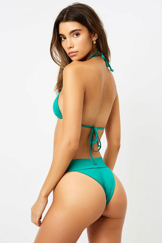 Frankies Bikinis Nick Bottom Emerald