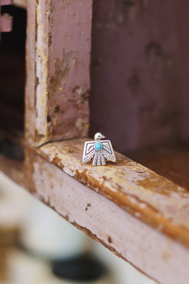 sowell jewelry thunderbird ring