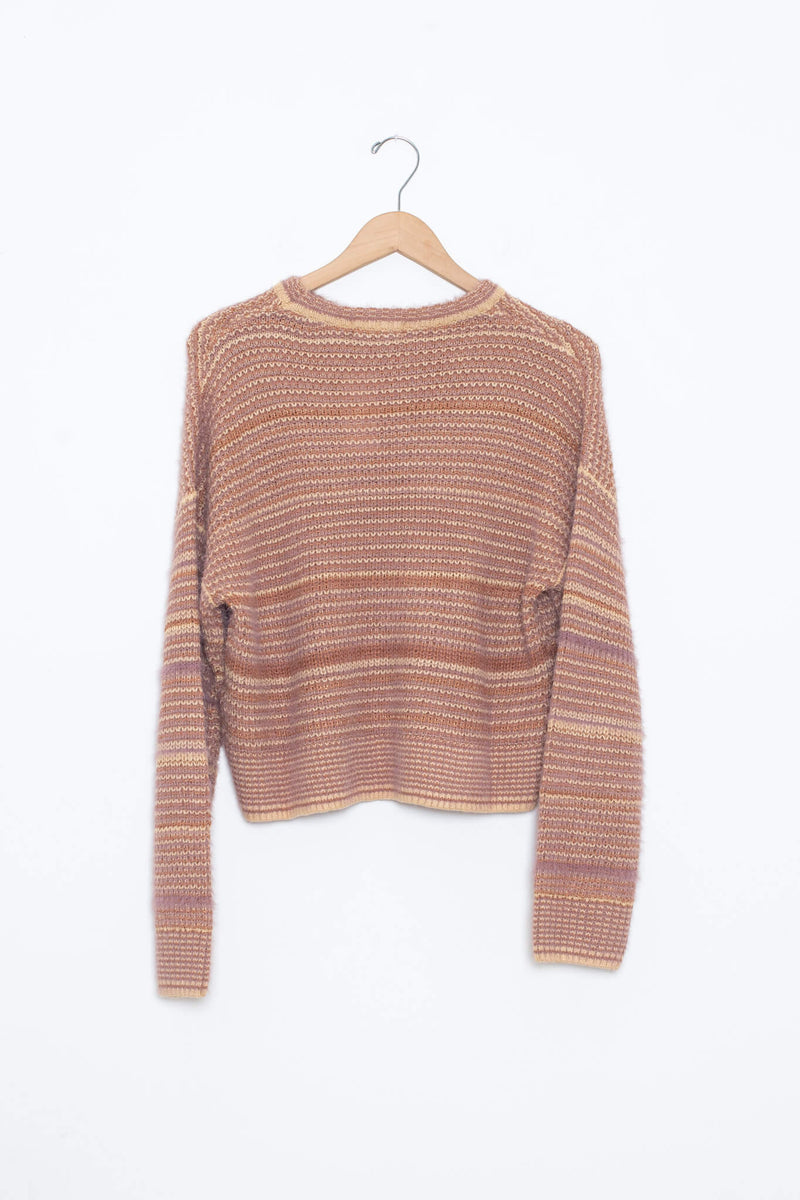 boho fall sweater kariella