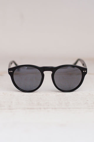 Diff Cody Polarized Black Sunglasses
