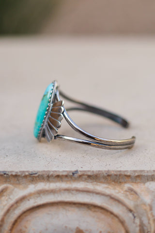 Sowell Abedabun Turquoise Cuff
