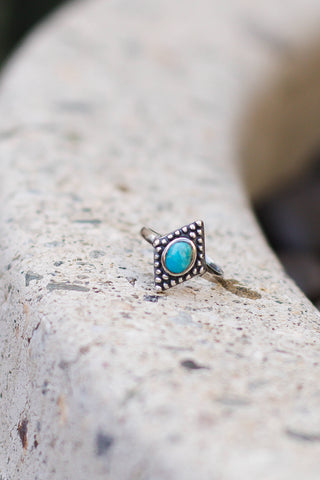 Sowell Jewelry Bahman Turquoise Ring