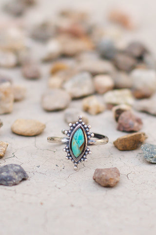 Sowell Jewelry Kai Turquoise Ring