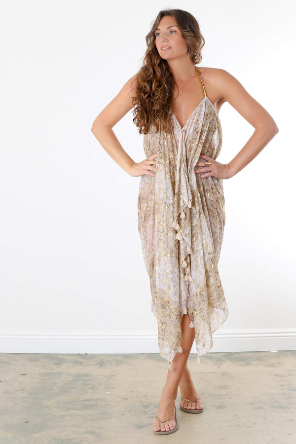 Shimmer Slither Dress